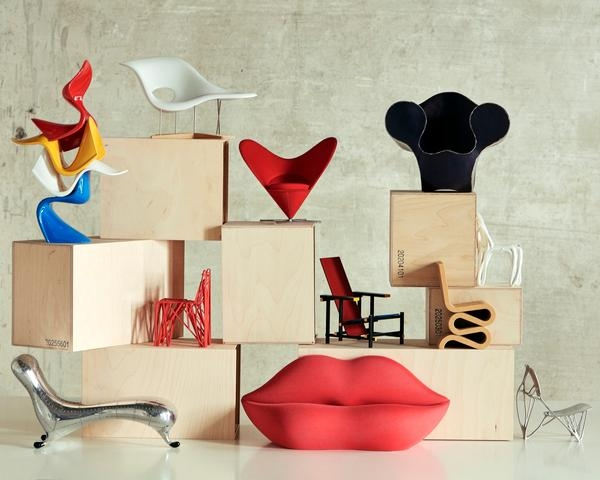 Vitra Design Museum Miniatures Collection 2018-gallery