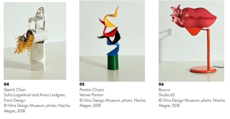 Vitra Design Museum Miniatures Collection 2018