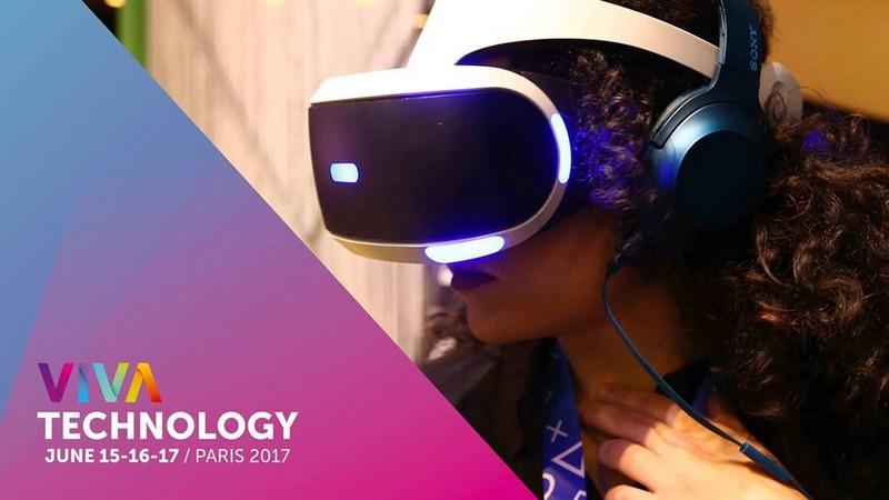 Viva Tech 2017 Innovation award by LVMH luxury group-