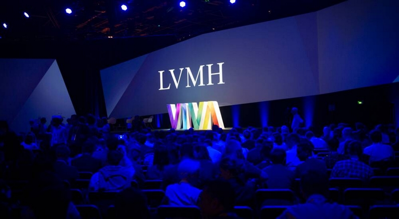Viva Tech x LVMH luxury Group
