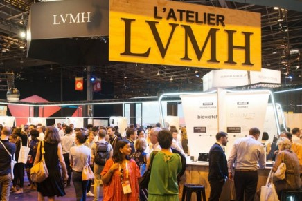 A French startup working on Artificial Intelligence is the winner of the 2017 LVMH Innovation Award