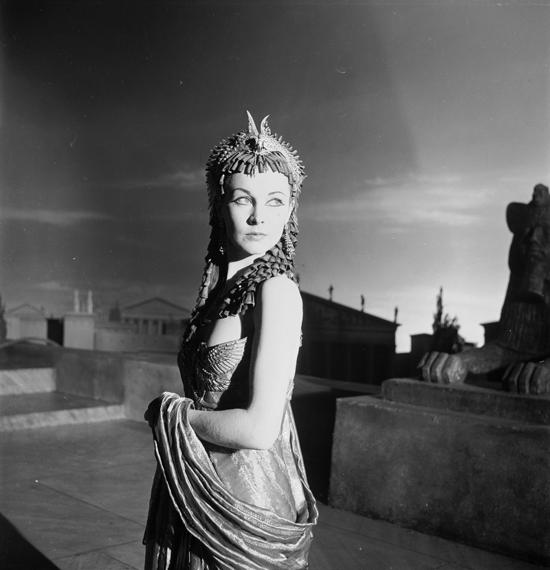 Vivien Leigh in 'Caesar and Cleopatra', 1944