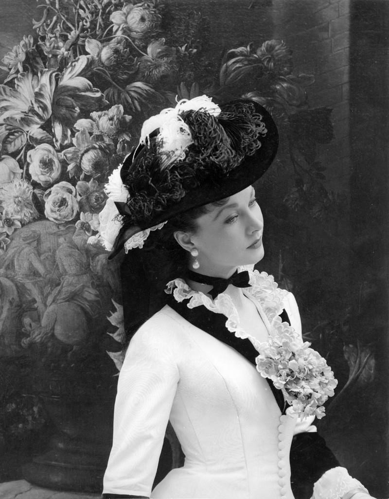 Vivien Leigh in Anna Karenina 1947