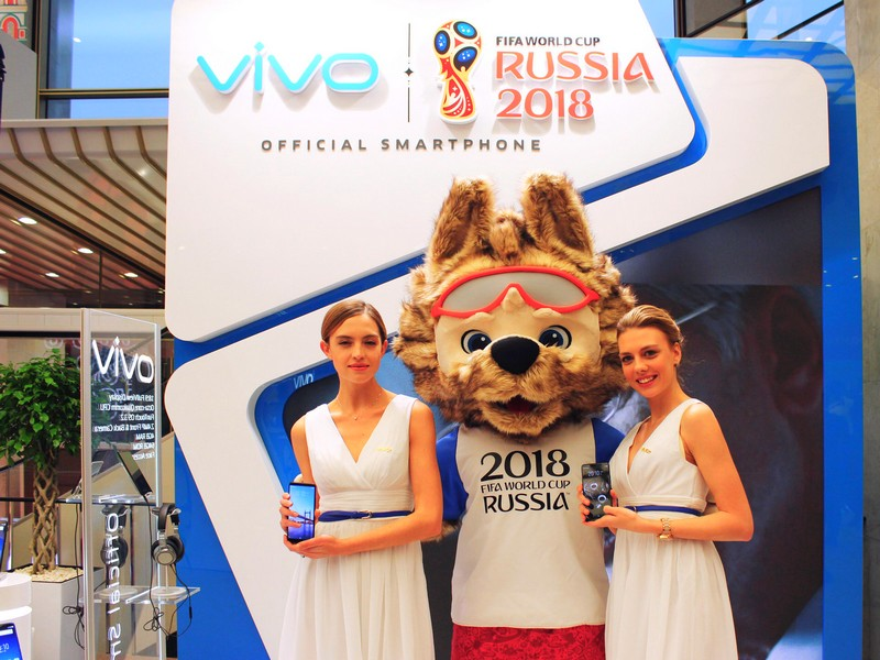Vivo Reveals a Special Edition Smartphone for 2018 FIFA World Cup Russia