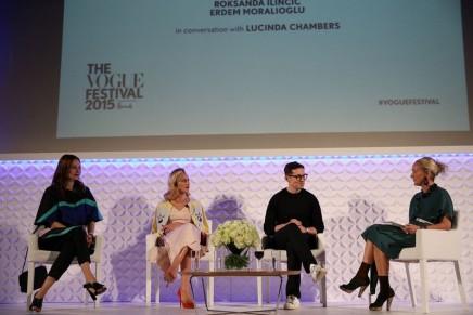 The 2016 Vogue Festival centenary speakers list