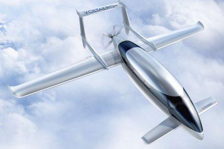 VoltAero Cassio 2 – a breakthrough in electric-aircraft design