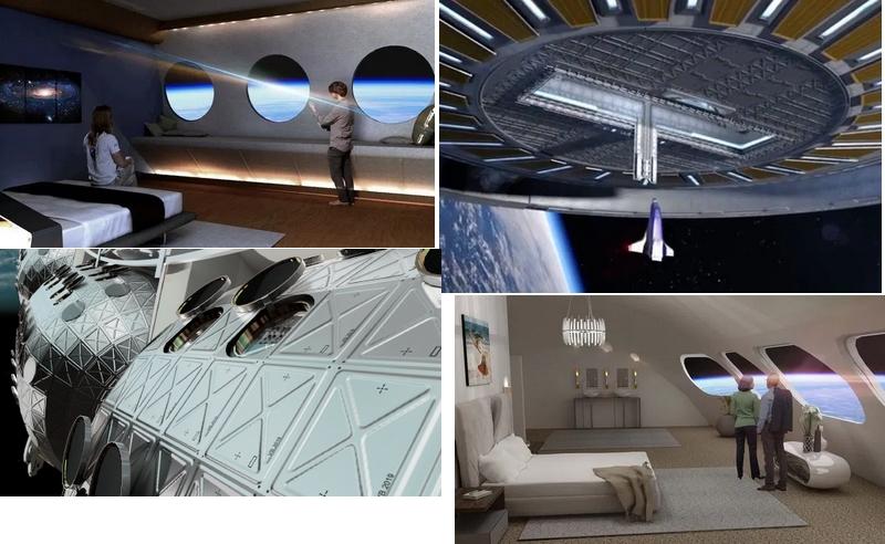 Von Braun Space Station - world's first space hotel with artificial gravity-01