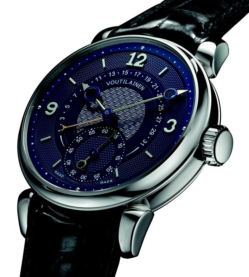 Voutilainen 217QRS wristwatch-SIHH 2018-