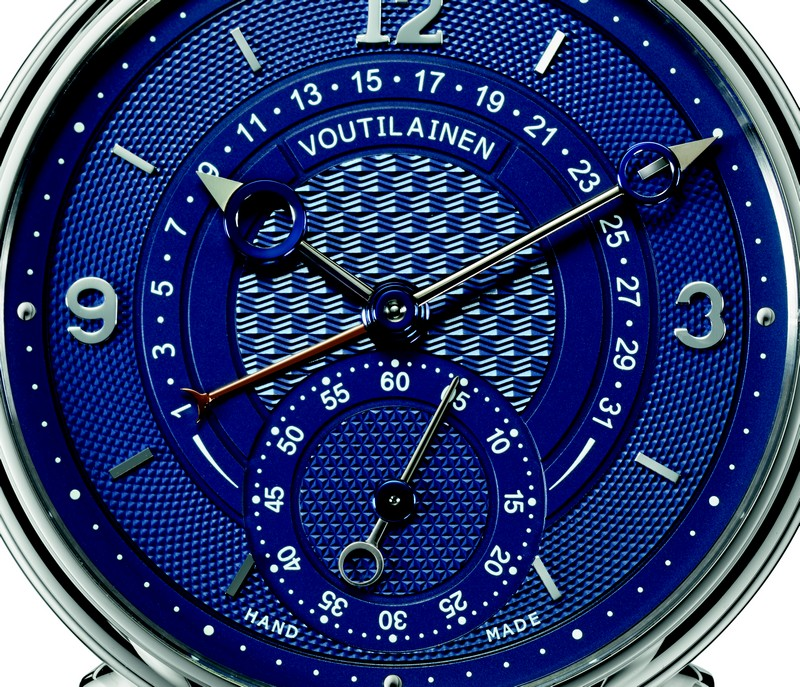 Voutilainen 217QRS wristwatch-SIHH 2018