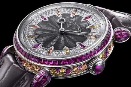 Voutilainen Scintillante Pièce Unique watch. Limited Edition to one exemplaire
