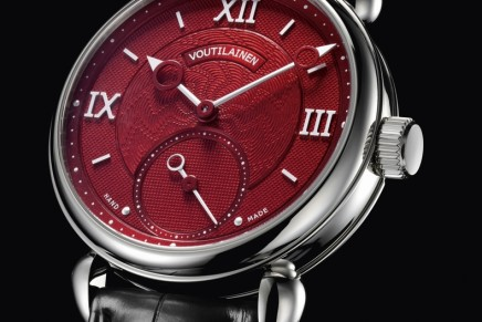 2019 Voutilainen Vingt-8 combines respect for longevity with classical watchmaking tradition