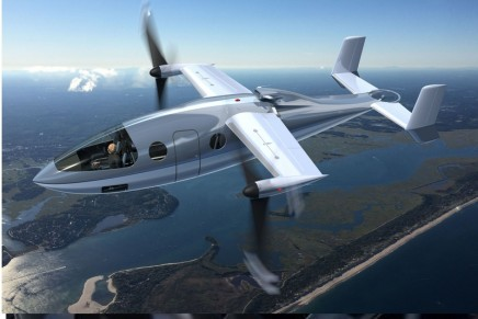 Vy 400R – the luxe version of the Vy 400 vertical takeoff and landing aircraft