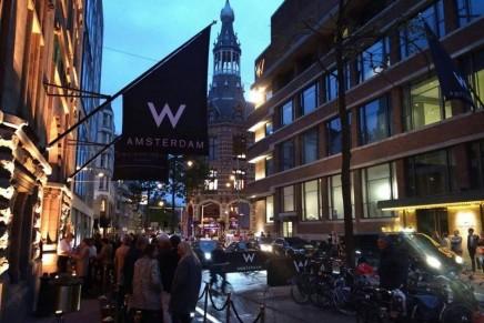 W Amsterdam Bank is Unlocking the Vault