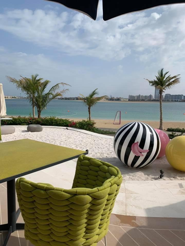 W Dubai - Torno Subito restaurant-