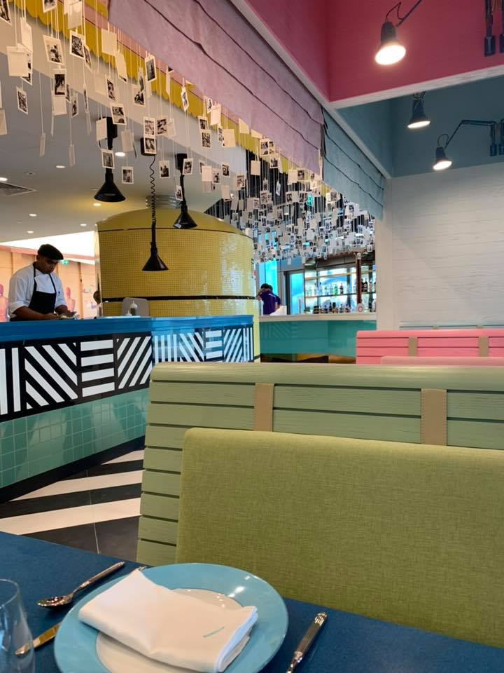 W Dubai - Torno Subito restaurant-design interior photos-mangiare