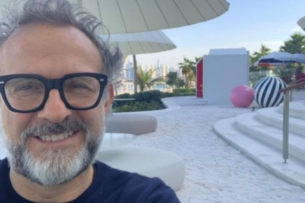 Torno Subito: Massimo Bottura opens first restaurant outside of Italy