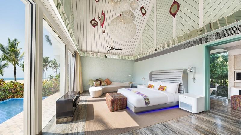 W Goa Hotel - Wow Villa