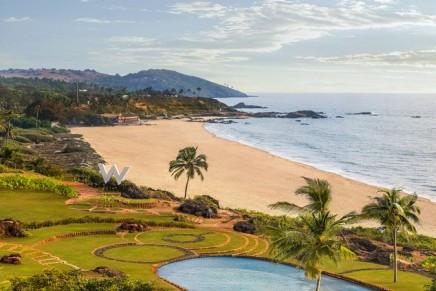W Goa – an Exuberant Escape on the Arabian Sea
