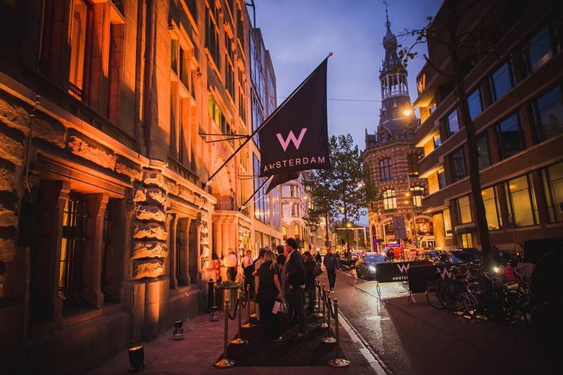 W Hotels Worldwide- W Amsterdam