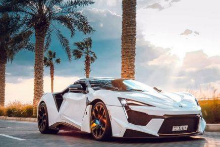 Dubai Announces Hypercar Facility in Dubai Silicon Oasis