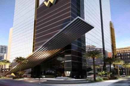 The first W Hotel opened in Central America
