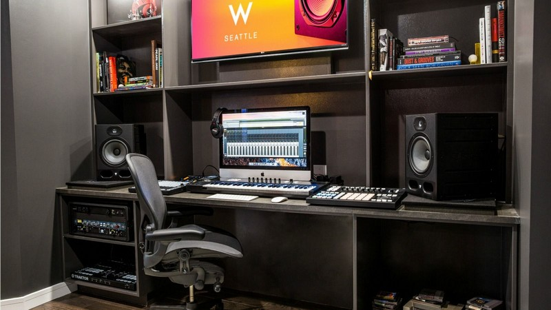 W Sound Suite at W Seattle 2017photos-