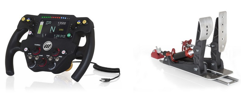 WAVE italy THE ULTIMATE MOTION SIMULATOR-steering wheel