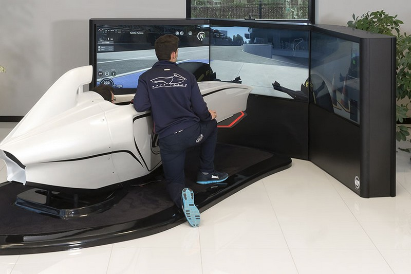 WAVE italy THE ULTIMATE MOTION SIMULATOR