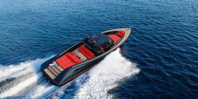 Wajer 55 S Sports Utility Yacht-
