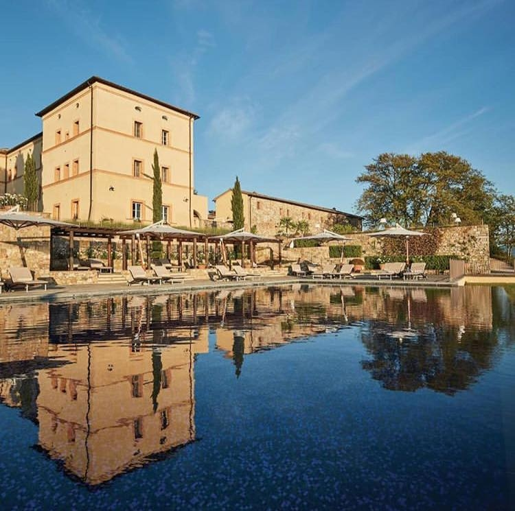 Wake up in a castle and immerse yourself in a timeless Tuscan dream