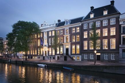 The Dutch approach to understated luxury: Waldorf Astoria Amsterdam