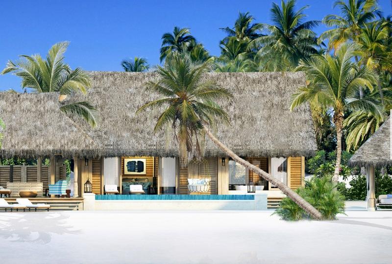 Waldorf Astoria Maldives Ithaafushi One Bedroom Beach Villa