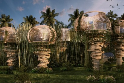 Waldorf Astoria Unveiled Private Island with Treetop Dining and Private Yacht