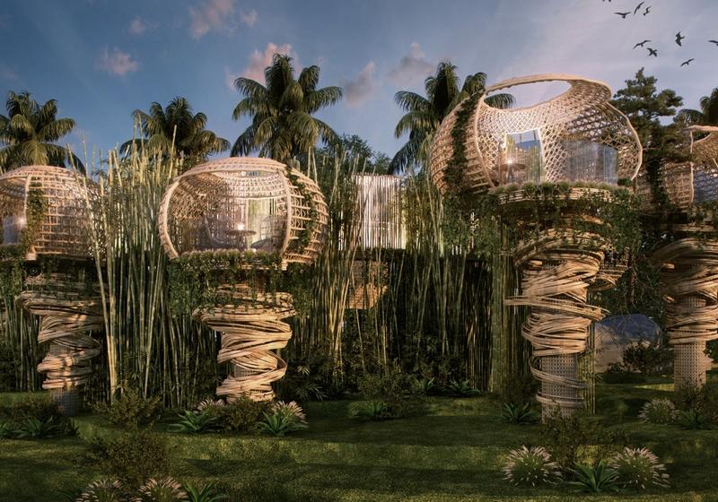 Waldorf Astoria Maldives Ithaafushi Restaurant Terra-