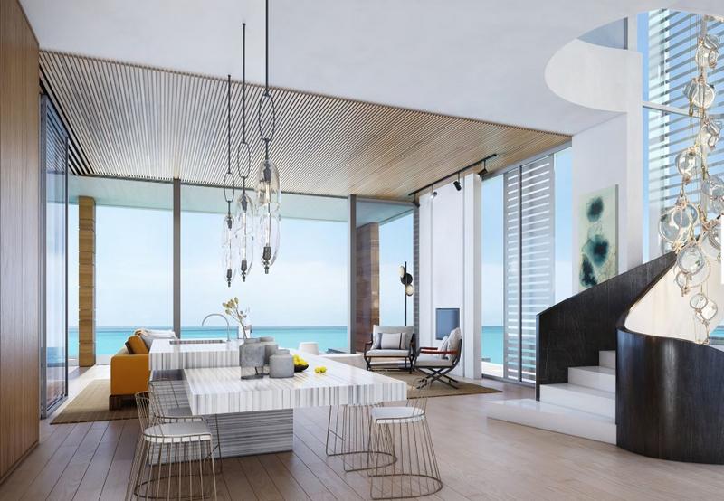 Waldorf Astoria Maldives Ithaafushi Two Bedroom Mod Villa