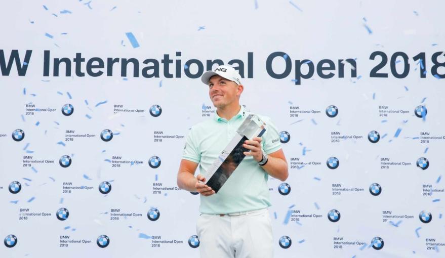 Wallace -30th BMW International Open