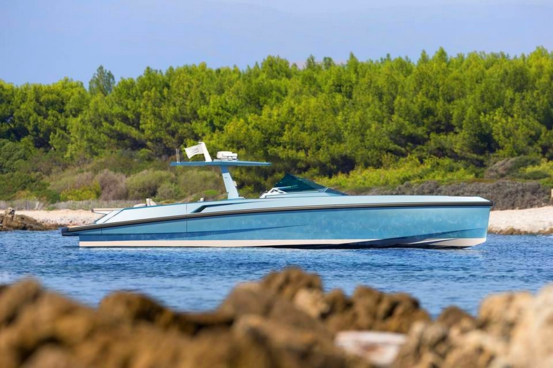 Wally becomes part of Ferretti Group