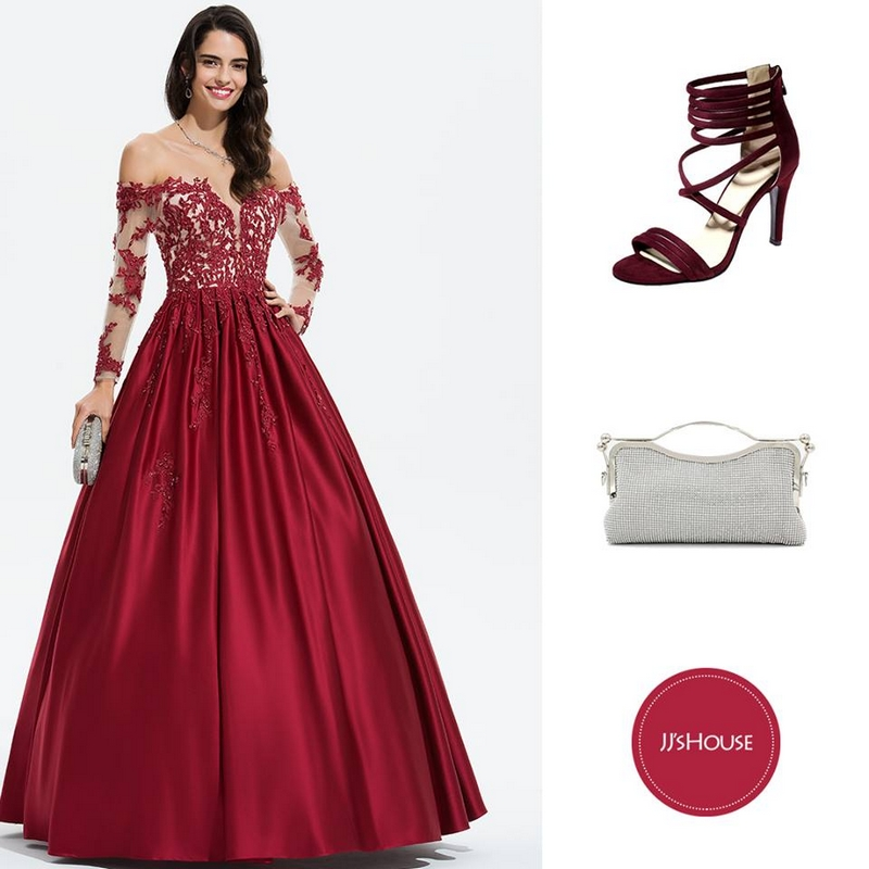 Want to have an amazing prom night Perfect Prom Dress - jjshouse-4