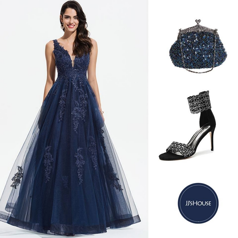 Want to have an amazing prom night Perfect Prom Dress - jjshouse-5