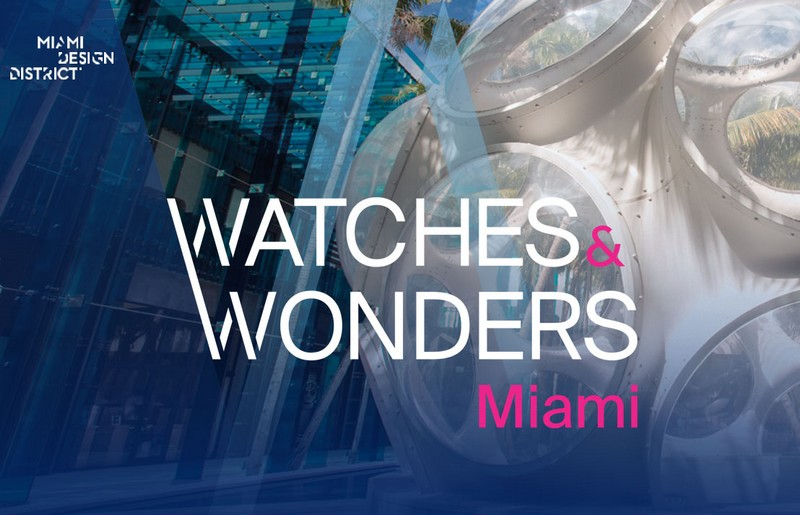 Watches and Wonders Miami 2018
