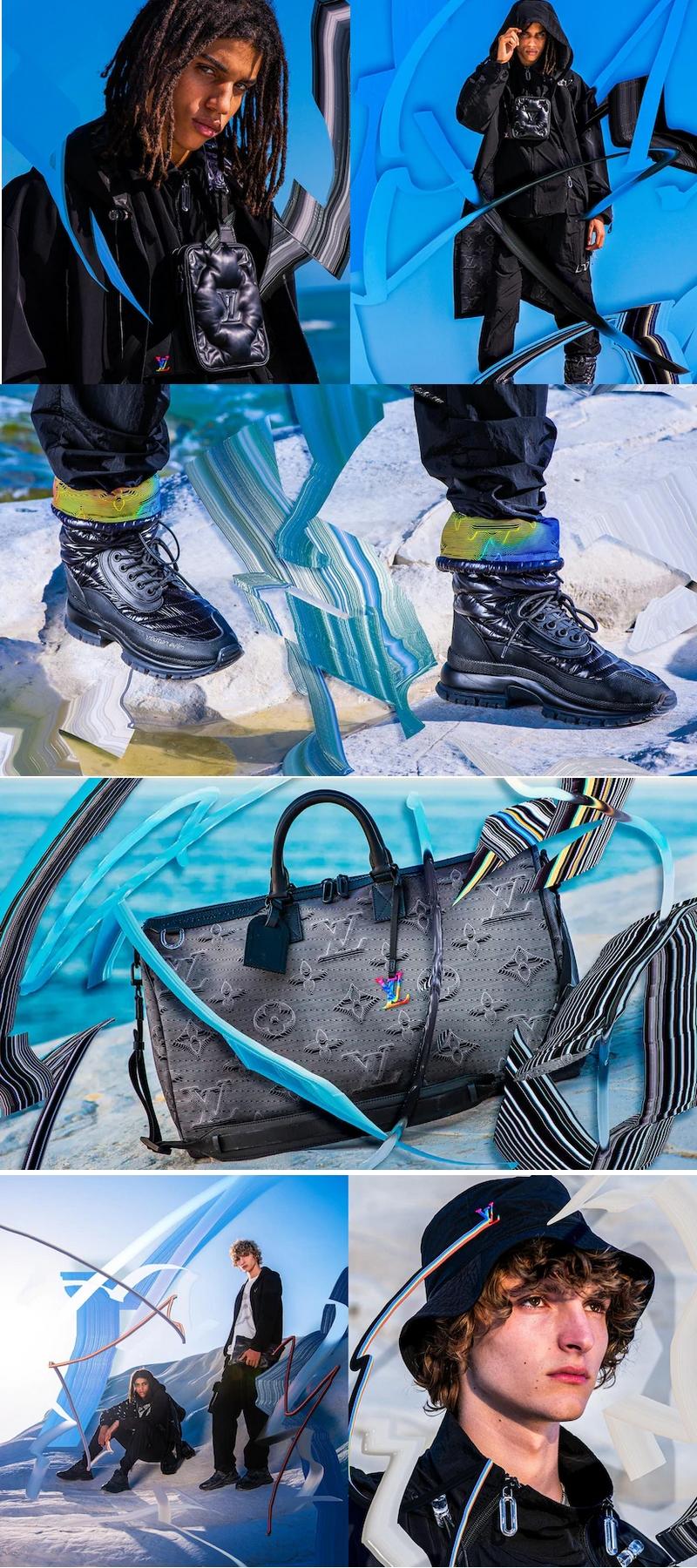 Water-repellent Louis Vuitton 2054