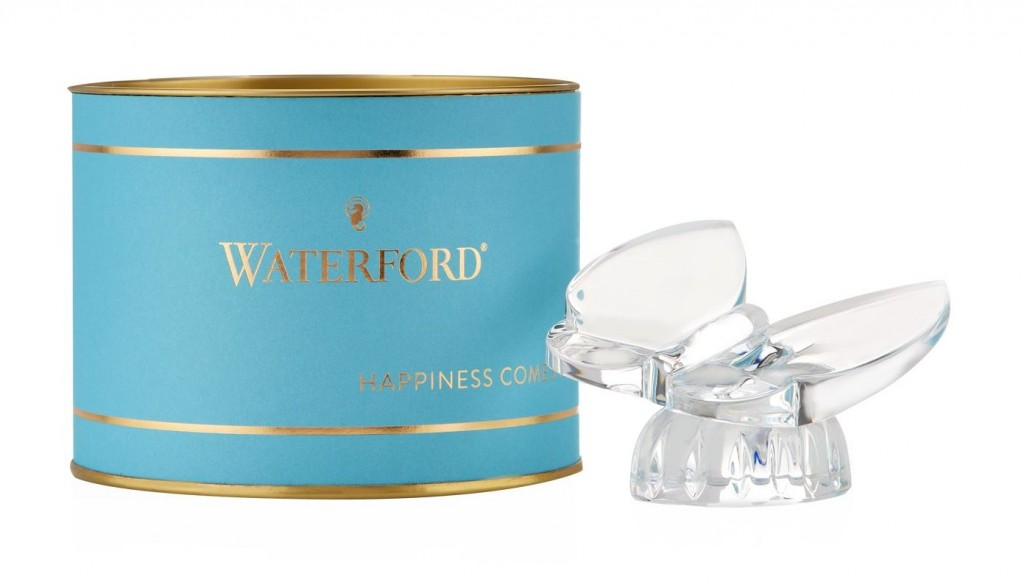 Waterford Butterfly Collectable