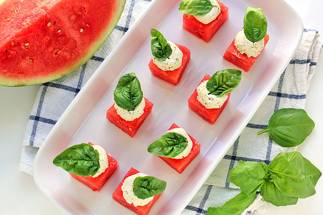 Watermelon- - The best anti-aging foods that keep you young and active