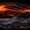 Wave Tenjin Lamborghini x Mizuno sneakers-