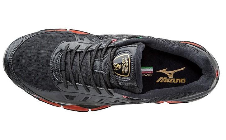 Wave Tenjin Lamborghini x Mizuno sneakers--