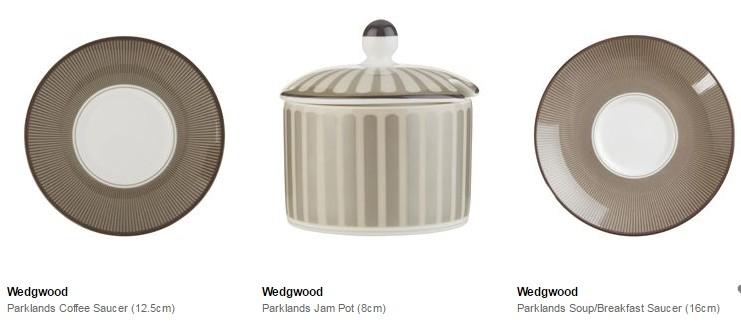 Wedgewood Tableware