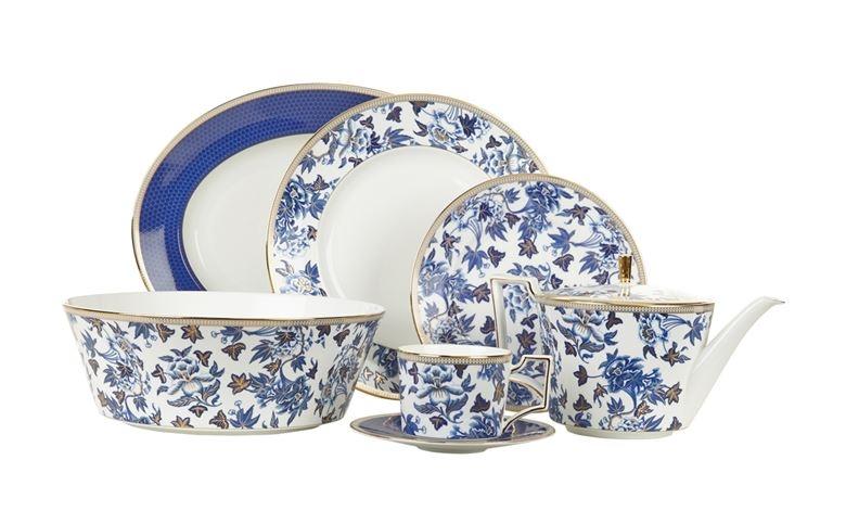Wedgwood Hibiscus Tableware Range