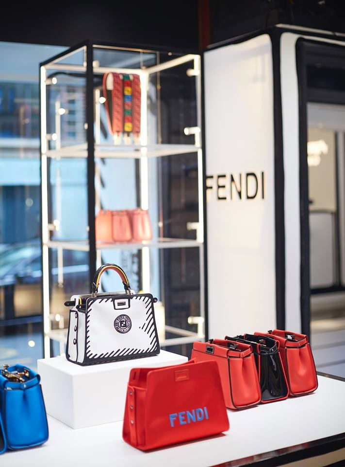 Welcome to the World of Fendi at Harrods - 2019-01