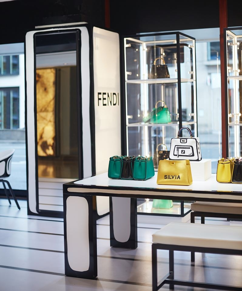 Welcome to the World of Fendi at Harrods - 2019-03