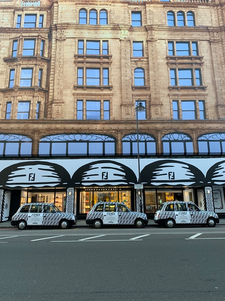Welcome to the World of Fendi at Harrods -2019-